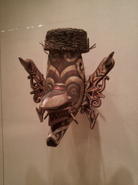 Mask from Metropolitan Museum of Art