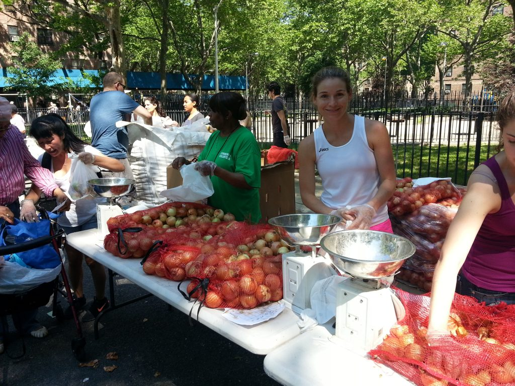 City Harvest Bed Stuy Mobile Market