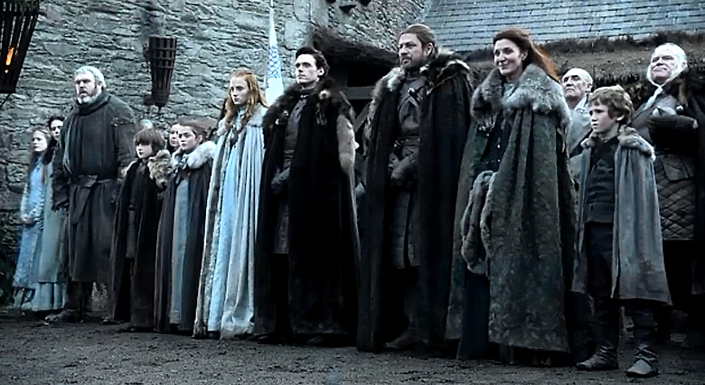 stark-family