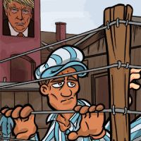 Comic: Trump Camp